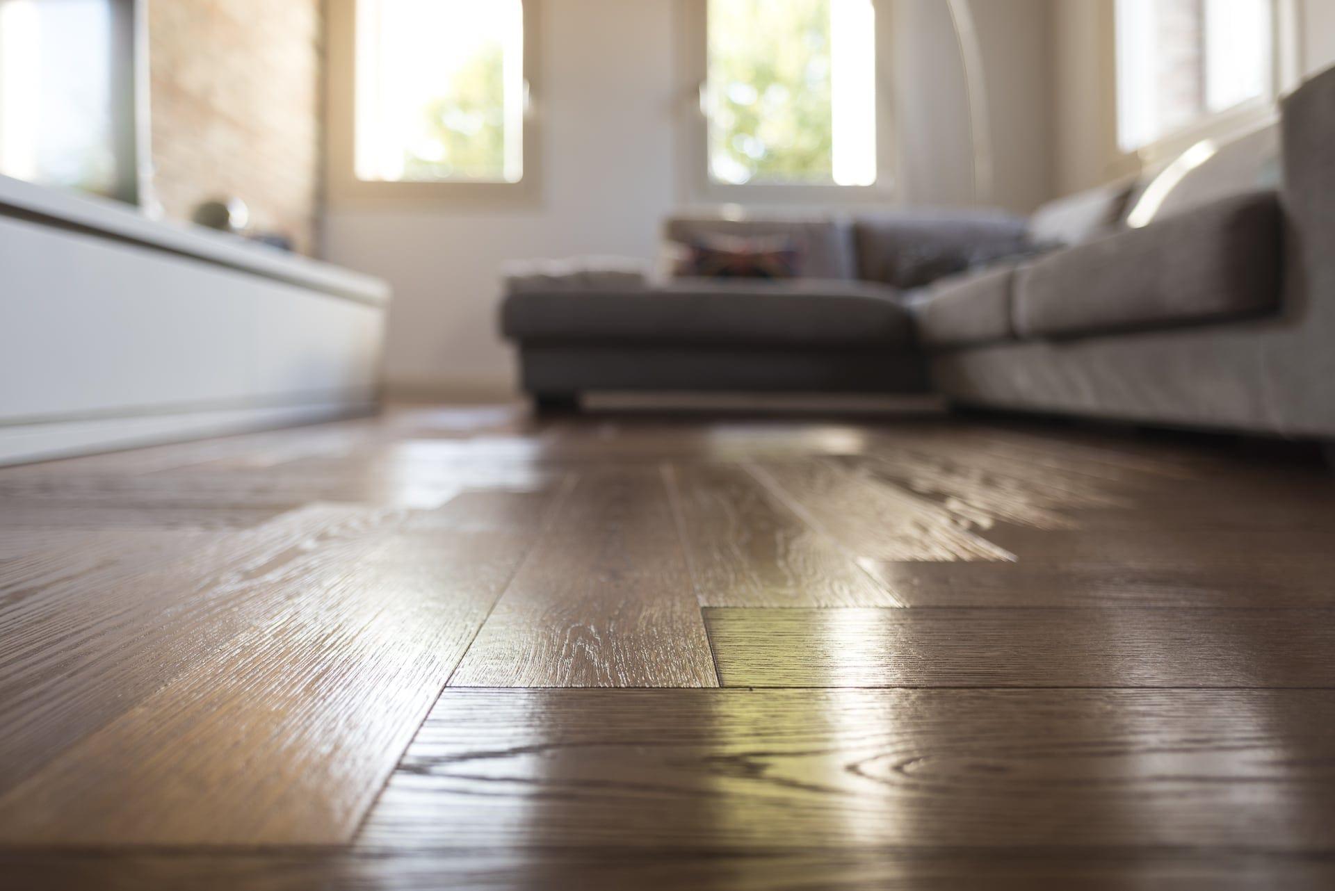 Realizzazione pavimento legno rovere Le Spine Novalinea