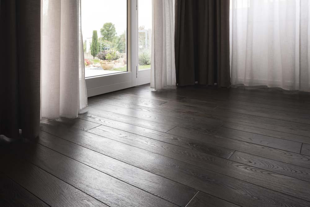 pavimento in legno massiccio Novalinea